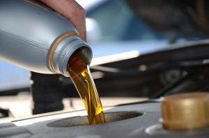 Olio lubrificante per auto